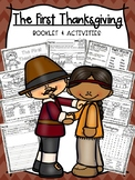 The First Thanksgiving - Booklet & Activities - Low Prep!