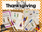 The First Thanksgiving Emergent Reader