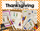 The First Thanksgiving Emergent Reader