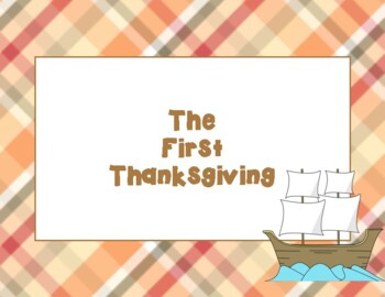 The First Thanksgiving Facts Sheet