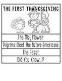 The First Thanksgiving Flip Book