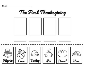 The First Thanksgiving/Giving Thanks Rhythm Composition