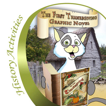 The First Thanksgiving Graphic Novel and Coloring Book