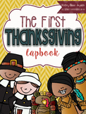 The First Thanksgiving Lap Book