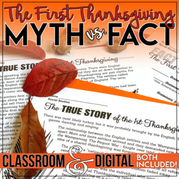 The First Thanksgiving Myth vs. Fact and the Native American Point of View