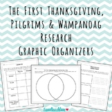 The First Thanksgiving, Pilgrims, and Wampanoag