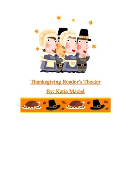 The First Thanksgiving Reader's Theater
