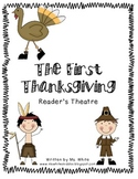 The First Thanksgiving: Reader's Theatre