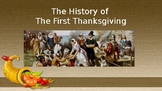 The First Thanksgiving Research Project