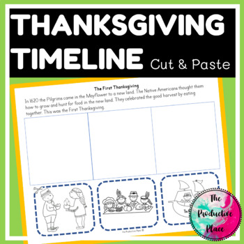The First Thanksgiving Timeline