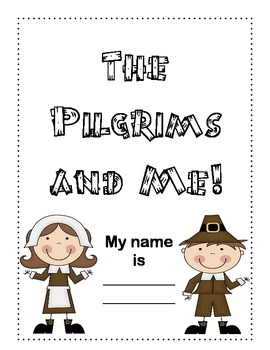 The First Thanksgiving....the Pilgrims' Journey