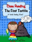 The First Tortilla Close Reading 2nd Grade Reading Street Story 4.5, 2013