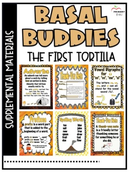 The First Tortilla-Reading Street (2013) 2nd Grade Unit 4 Week 5