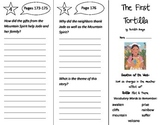 The First Tortilla Trifold - Reading Street 2nd Grade Unit 4 Week 5