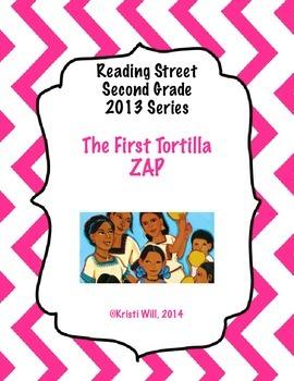The First Tortilla ZAP