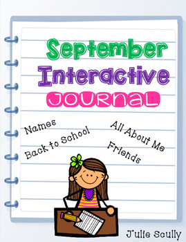 The First Weeks of School/ September Prompts