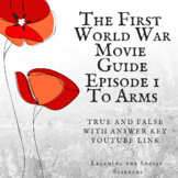 """The First World War (WWI) Movie Guide - BBC Episode 1 - """"T"""