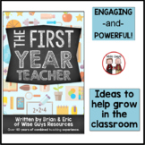The First Year New Teacher eBook