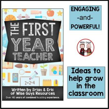 First Year Teacher eBook