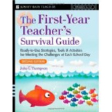 The First Year Teacher's 'Survival Guide', strategies