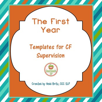 CF supervision templates