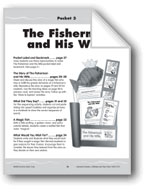 The Fisherman and His Wife Literature Pocket