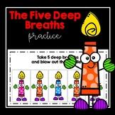 The Five Deep Breaths Practice