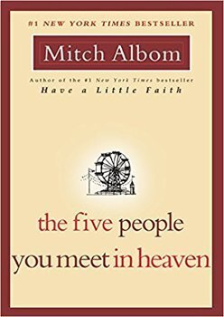 The Five People You Meet in Heaven Quiz pages 1-38 and KEY