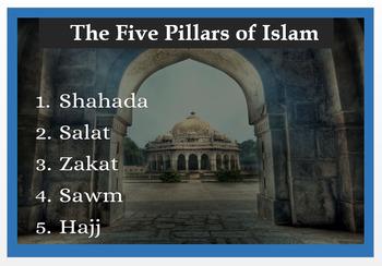 The Five Pillars of Islam + Quiz