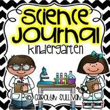 Science Journals for Kindergarten (Printable Science Activities)