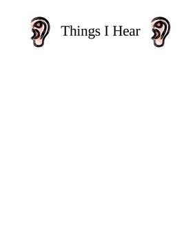 The Five Senses Book