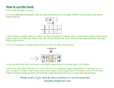 The Five Senses Interactive Touch Book