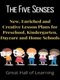 The Five Senses Lesson Plans
