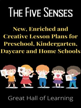 The Five Senses Lesson Plans