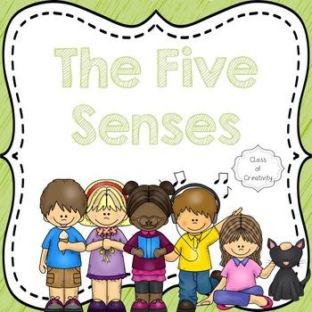 The Five Senses Pack