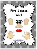 The Five Senses Unit: A Complete Study