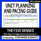 The Five Senses and Sensory Processing Unit Planning Guide