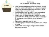 The Five Story Elements Fun Pack for Writing