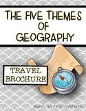 The Five Themes of Geography Project