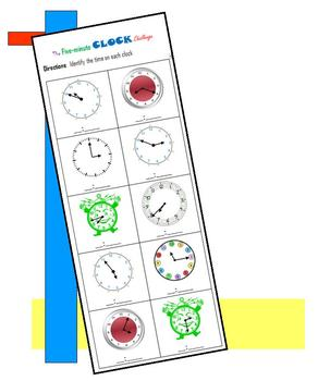 The Five-minute Clock Challenge
