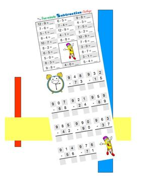 The Five-minute Subtraction Challenge