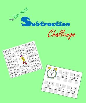 The Five-minute Subtraction Challenge