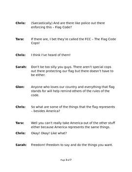 The Flag Code