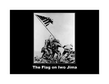 The Flag on Iwo Jima Powerpoint Presentation