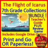 The Flight of Icarus BUNDLE 7th Grade HMH Collections - HRW