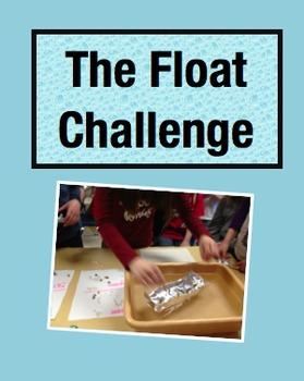 The Float Challenge: STEM Activity Using Metric Grams (Grade 3-5)