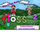 Smart Board Floss Rule Bonus Letter Activities Level 1 Unit 4