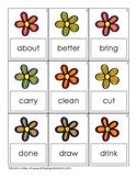 The Flower Garden -3rd Grade