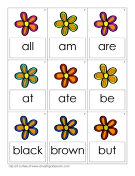 The Flower Garden - Primer