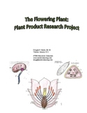 The Flowering Plant: Plant Products Research Project
